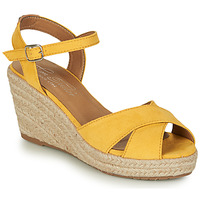 Shoes Women Sandals Tom Tailor 8090105 Yellow