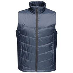 Clothing Coats Professional STAGE II Insulated Bodywarmer Seal Grey Blue Blue