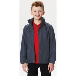 Clothing Children Coats Professional DOVER Waterproof Insulated Jacket Navy Blue Blue