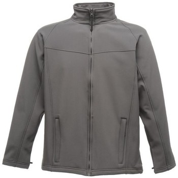 Clothing Men Coats Professional UPROAR Interactive Softshell Jacket Grey