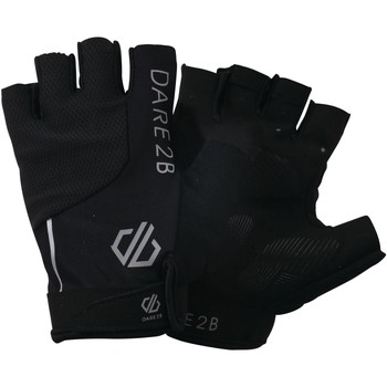 Clothes accessories Men Gloves Dare2b Mens Forcible Fingerless Cycling Gloves Black Black