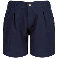 Clothing Children Shorts / Bermudas Regatta Kids' Damita Casual Shorts Blue