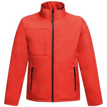 Clothing Coats Professional Octagon II Printable 3 Layer Membrane Softshell Jacket Red Red