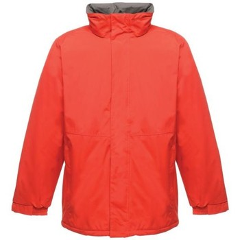 Clothing Men Coats Professional BEAUFORD Waterproof Insulated Jacket Seal Grey Red Red