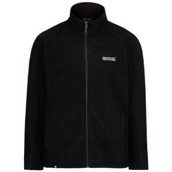 Clothing Men Fleeces Regatta Hedman II Heavyweight Full Zip Fleece Black Black