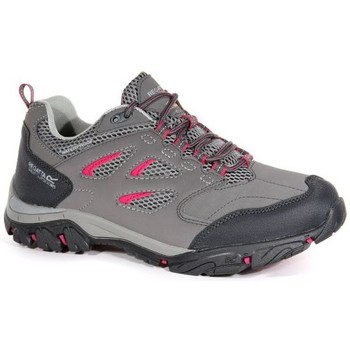 Shoes Women Multisport shoes Regatta LADY HOLCOMBE IEP Low Boots Black Deco Rose Grey Grey