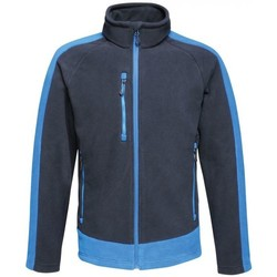 Clothing Fleeces Professional Contrast 300 Heavyweight Full Zip Fleece Blue Blue