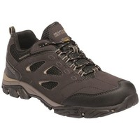 Shoes Men Multisport shoes Regatta Holcombe IEP Low Walking Shoes Brown Brown