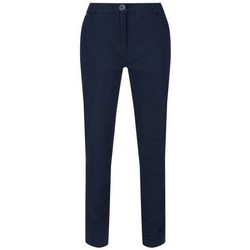 Clothing Women Trousers Regatta Querina Coolweave Chinos Blue Blue