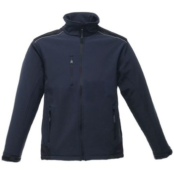 Clothing Men coats Professional Sandstorm Softshell Jacket Navy Navy