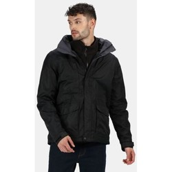 Clothing Macs Professional Benson III Breathable 3 in 1 Jacket Black Black