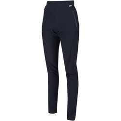 Clothing Women Tracksuit bottoms Regatta Pentre Water-Repellent Stretch Walking Trousers Blue