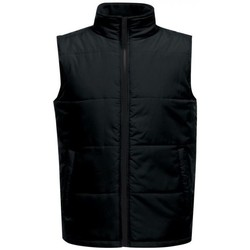 Clothing Coats Professional ACCESS Insulated Bodywarmer Seal Grey Black Black Black