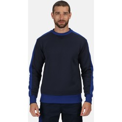 Clothing Men Sweaters Professional CONTRAST Crewneck Sweatshirt Black Classic Red Blue Blue