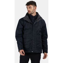 Clothing Coats Professional BENSON III 3in1 Waterproof Jacket Blue