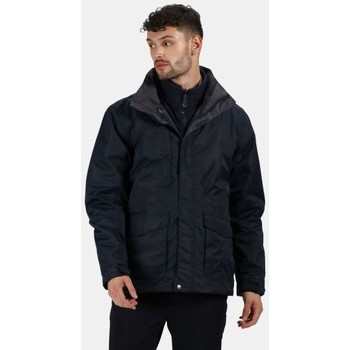 Clothing coats Professional Benson III Breathable 3 in 1 Jacket Blue Blue