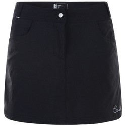Clothing Women Shorts / Bermudas Dare 2b MELODIC Stretch Skort Camelia Purple Black Black