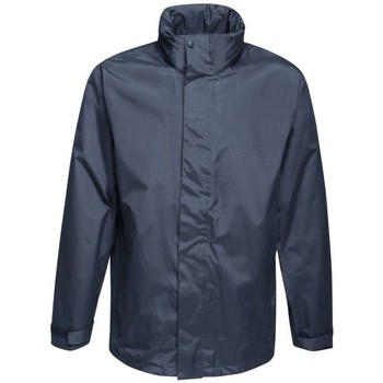 Clothing Men Coats Professional GIBSON IV Jacket Waterproof Navy Blue Blue