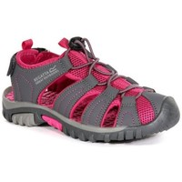Shoes Girl Sandals Regatta Westshore Lightweight Walking Sandals Grey Grey