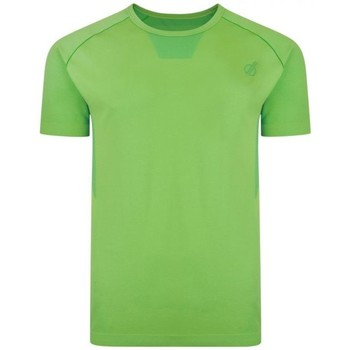 Clothing Men T-shirts & Polo shirts Dare 2b Men's Vessel Seamless T-Shirt Green