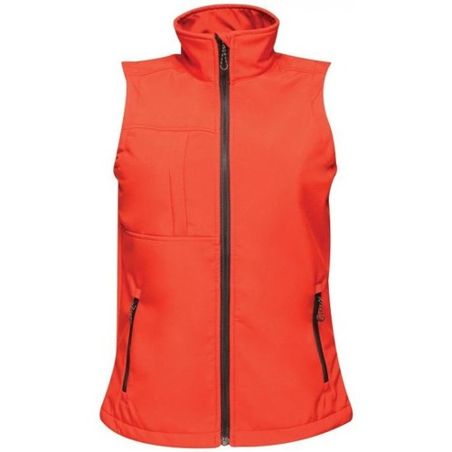 Clothing Coats Professional OCTAGON Waterproof Bodywarmer Classic Red Black Red Red