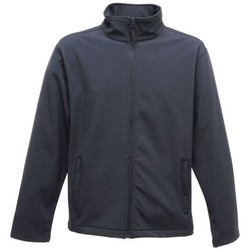 Clothing Men Coats Professional CLASSIC Lightweight Softshell Jacket Seal Grey Blue Blue