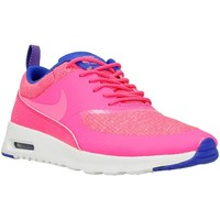 Shoes Women Low top trainers Nike Wmns Air Max Thea Prm Blue, Pink