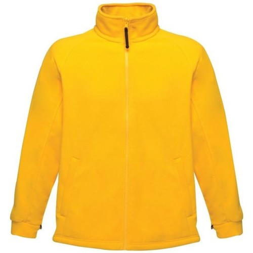 Clothing Men Fleeces Professional THOR III Interactive Fleece Seal Grey Yellow Yellow