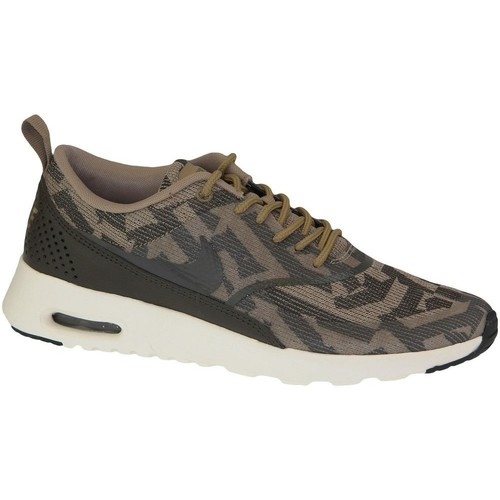 Shoes Women Low top trainers Nike Air Max Thea Kjcrd Wmns Grey, Beige