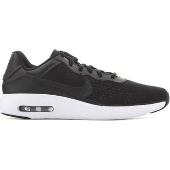 Shoes Men Derby Shoes & Brogues Nike Air Max Modern Moire Black