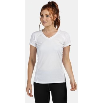Clothing Women T-shirts & Polo shirts Professional BEIJING Lightweight TShirt White