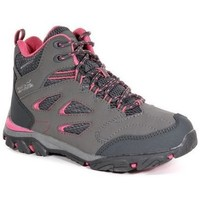 Shoes Girl Walking shoes Regatta Holcombe IEP Mid Waterproof Walking Boots Grey Grey