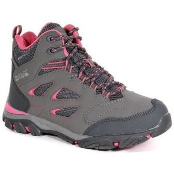 Shoes Girl Walking shoes Regatta HOLCOMBE IEP Mid Boots Grey