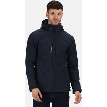 Clothing Men Coats Professional REPELLER Softshell Jacket Blue