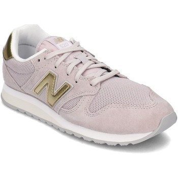 Shoes Women Derby Shoes & Brogues New Balance 520 Pink
