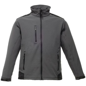 Clothing Men Coats Professional SANDSTORM Durable Softshell Jacket Grey