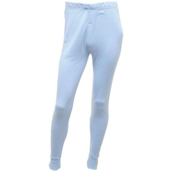 Clothing Men Tops / Sleeveless T-shirts Professional Thermal Long Johns Blue Blue