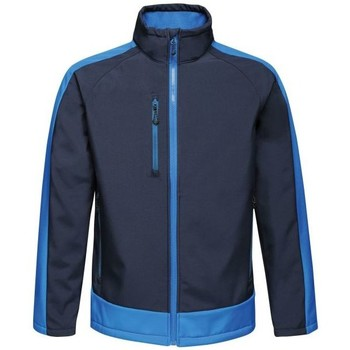 Clothing Coats Professional CONTRAST Waterproof Softshell Jacket Seal Grey Black Blue Blue