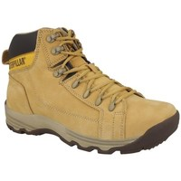 Shoes Men Hi top trainers Caterpillar Supersede Honey,Beige