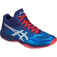 Shoes Men Multisport shoes Asics Netburner Ballistic FF MT Blue, Navy blue