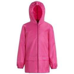 Clothing Children Coats Regatta STORMBREAK Waterproof Jacket Pink