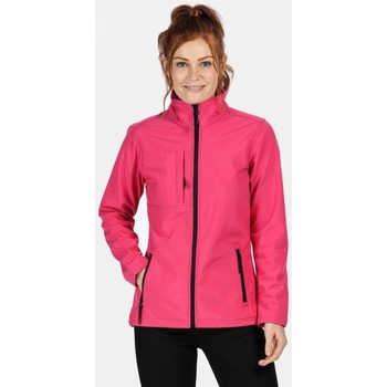 Clothing Macs Professional OCTAGON II Waterproof Softshell Jacket Pink