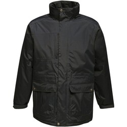 Clothing Men Coats Professional DARBY III Waterproof Insulated Jacket Navy Black Black