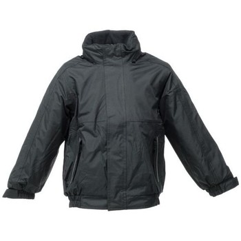 Clothing Children Coats Professional DOVER Waterproof Insulated Jacket Navy Black Black