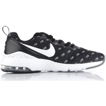 Shoes Women Derby Shoes & Brogues Nike Air Max Siren Print Wmns White, Black