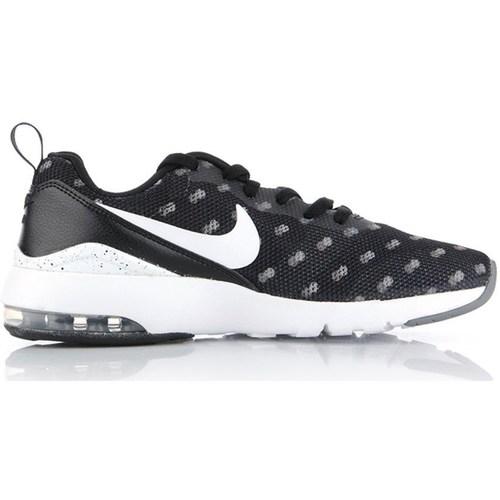 Shoes Women Derby Shoes & Brogues Nike Air Max Siren Print Wmns White, Black