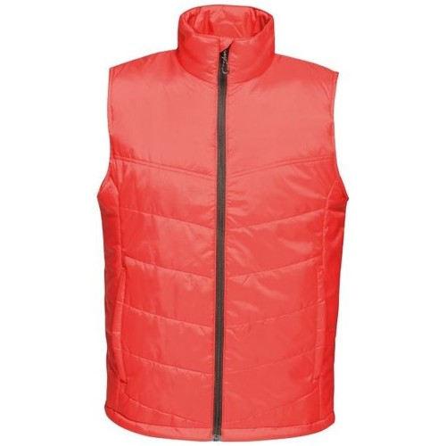 Clothing Coats Professional STAGE II Insulated Bodywarmer Red