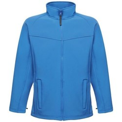 Clothing Men Sweaters Professional UPROAR Interactive Softshell Jacket Black Blue Blue