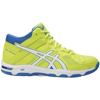 Shoes Men Multisport shoes Asics Gelbeyond 5 MT White, Blue, Yellow