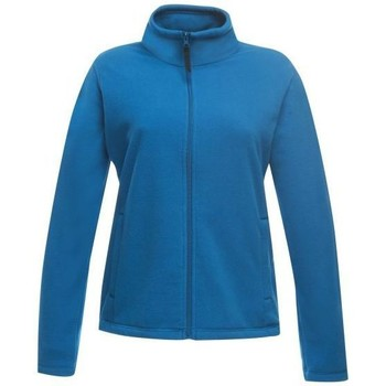 Clothing Women Fleeces Professional MICRO Full-Zip Fleece Blue